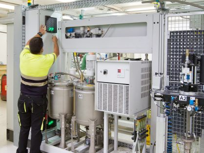 Replace the Control Panel Fan Filter to Save Money and Equipment