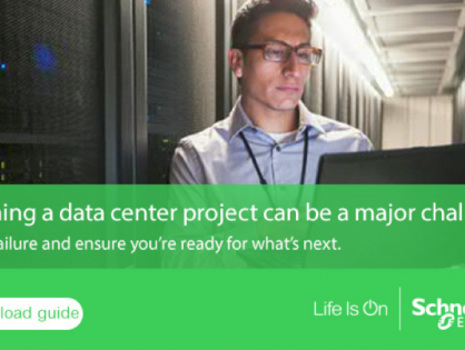 A Relationship Built Over Time Fuels Logistics Provider Data Center Business Growth